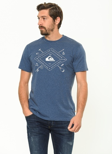 Quiksilver Tişört Mavi
